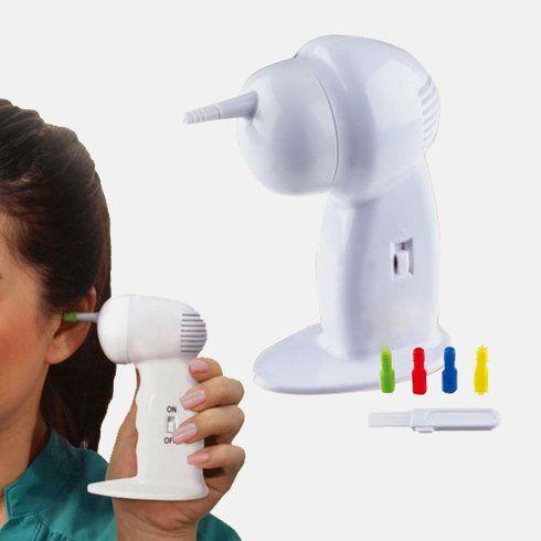 TANGA $$ As Seen on TV Ear Wax Vac Cordless Earwax Remover ... Ear Wax Removal As Seen On Tv