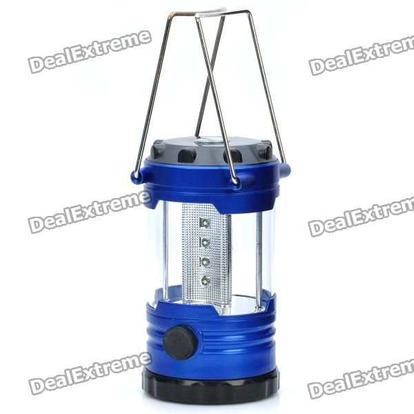 Color: Blue + black - ABS material housing - Built-in 12 LED emitters - Color BIN: White - Dimming switch - Built-in compass - Powered by 3 x AA batteries (not included) - Water proof - Great for camping, climbing, or other emergency use http://j.mp/1tsejKM