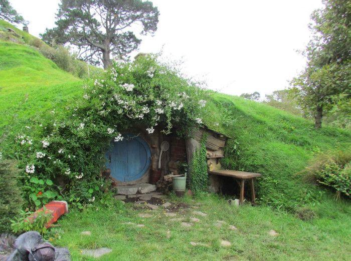 Underground Living at its Finest – Hobbiton