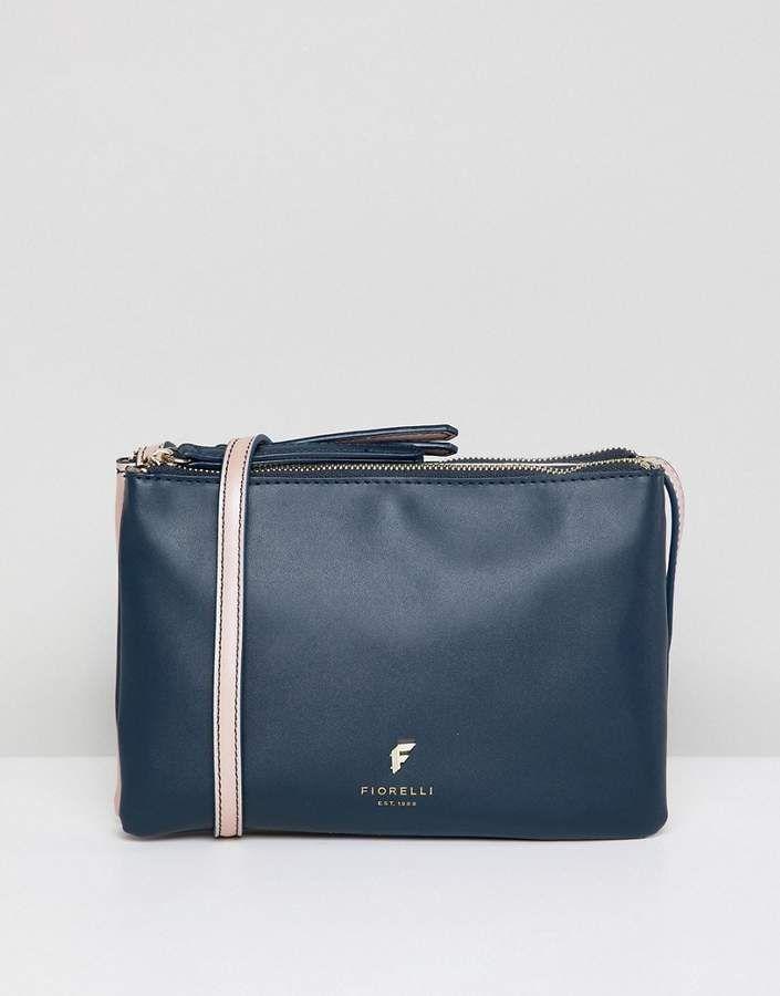 Fiorelli bunton double compartment crossbody bag  38aa017c2d