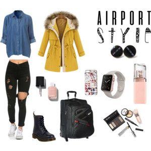 #fashion #airport