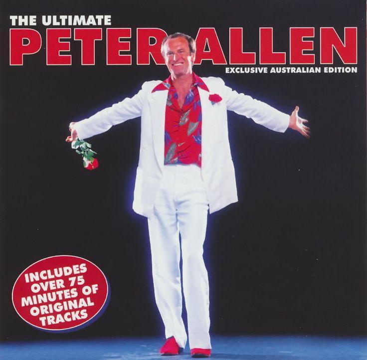 Peter Allen The Ultimate Peter Allen ( Australian 20 Track Edition )