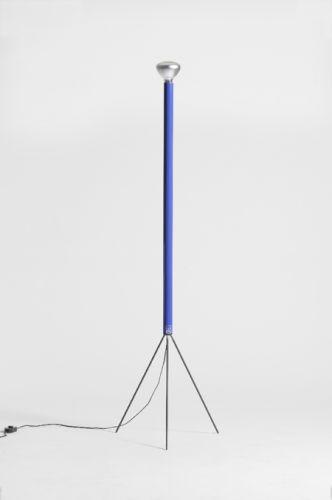 Luminator lampada da terra gilardi barzaghi arform for Lampada luminator