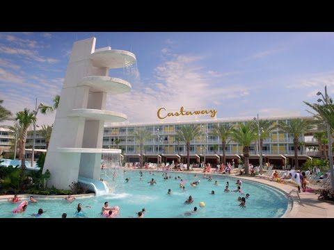 Cabana Bay Beach Resort At Universal Orlando You