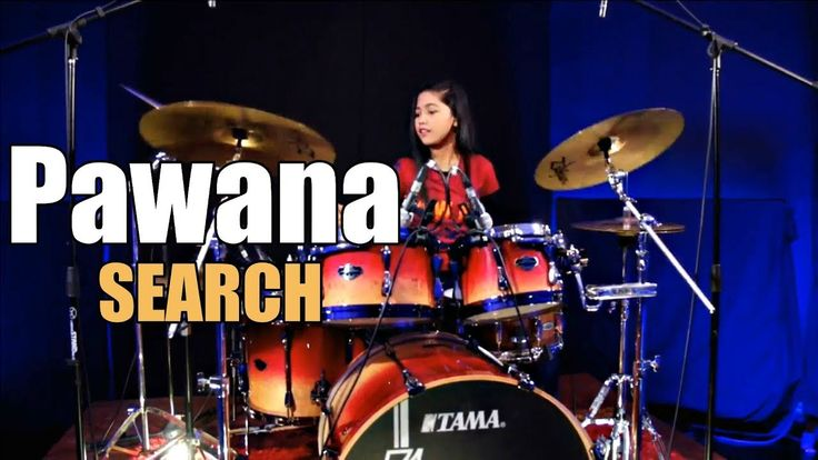 Search - Pawana Drum Cover by Nur Amira Syahira