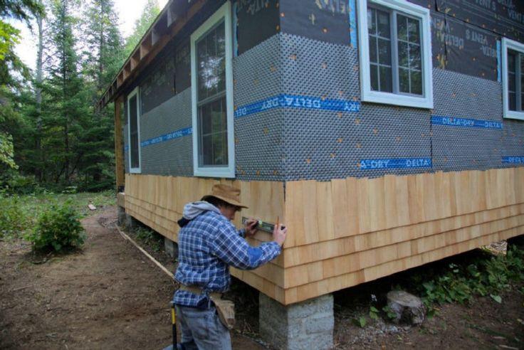 Maxwell Cedar shingles a longlasting and Canadian siding