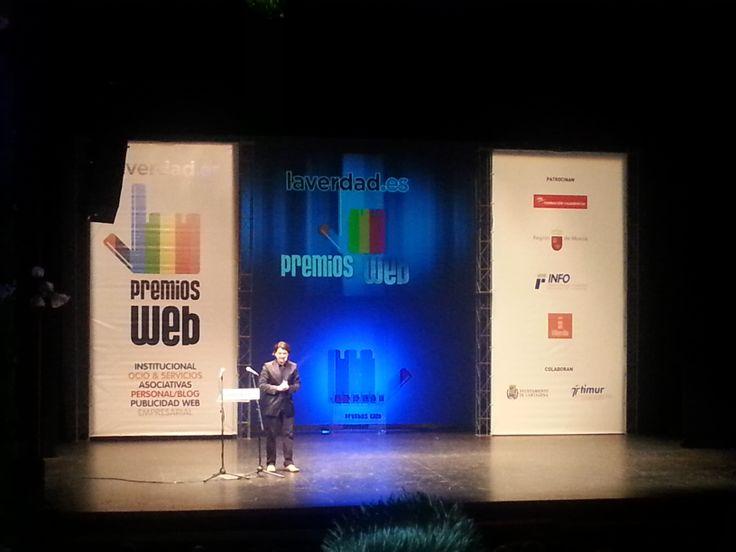 Premios Web laverdad.es 2014. Teatro Romea (Murcia)-2