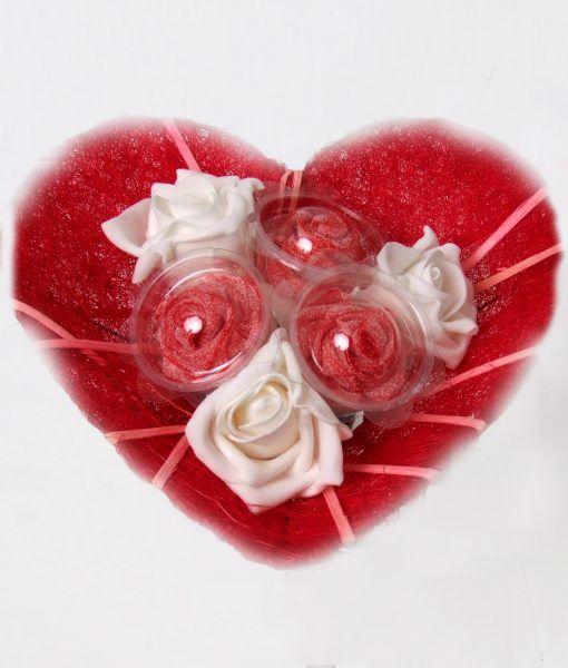 bouquet bonbons st valentin