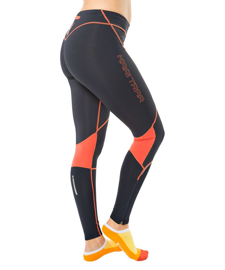 The Kari Traa Svalestjert Tights are the ultimate running/training pants  for girls that love