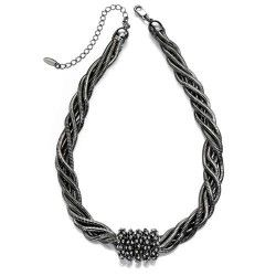 Fiorelli Large Twist Chain Necklace - Fiorelli Costume Jewellery #Costume #Jewellery