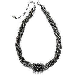 Fiorelli Large Twist Chain Necklace - Fiorelli Costume Jewellery #Costume #Jewellery