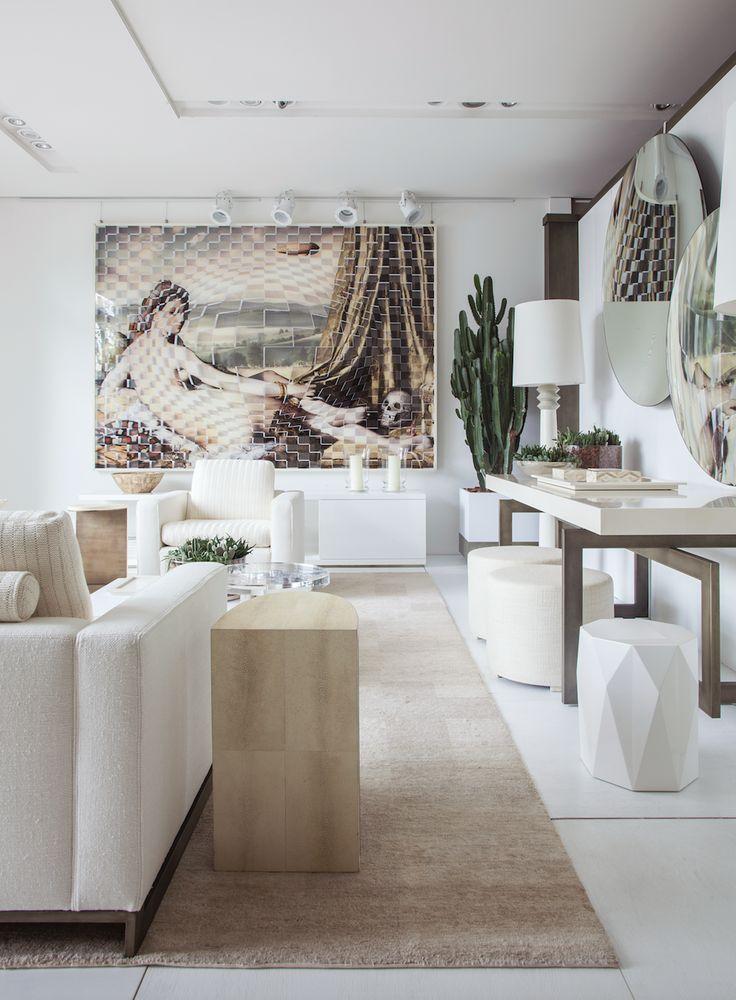white, branco, decoracao ,decora, decor, design de interiores, sala de estar, living room, mirror, espelho, erea casa, handmade, sao paulo, brasil