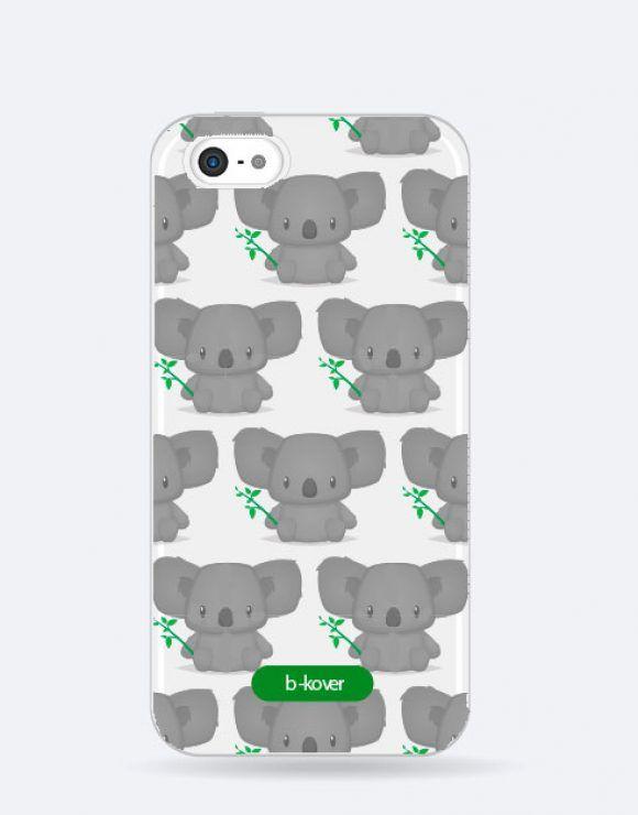 funda-movil-cute-koala