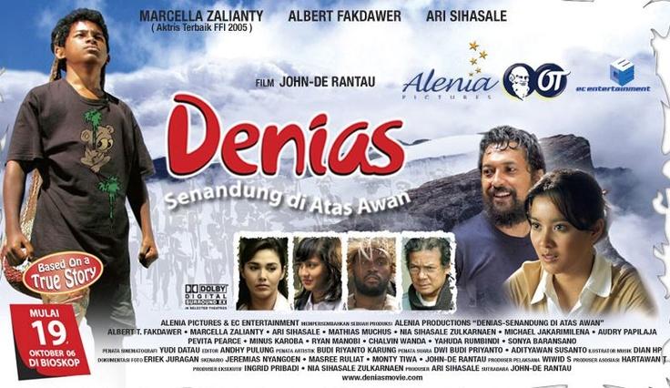 2007 • Denias, Senandung di Atas Awan (John de Rantau, 2006)