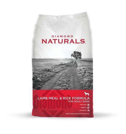 Alimento super premium para perros adultos. Formula con cordero y arroz
