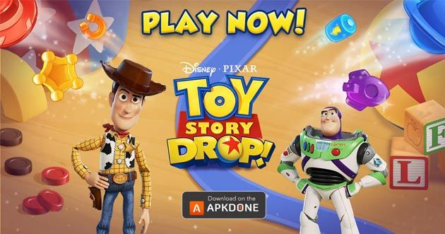 New Apk Toy Story Drop 1 4 2 Mod Free Shopping Updated