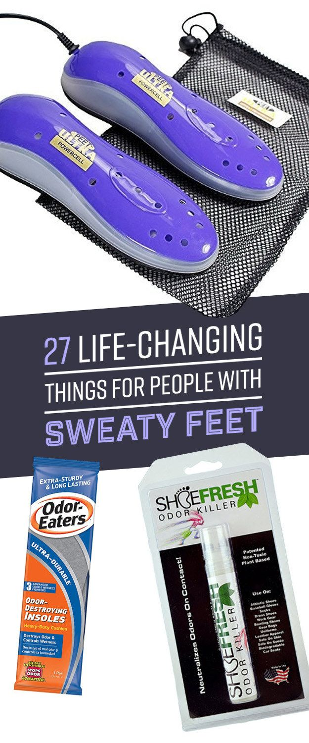 24 Life Changing Things For People With Sweaty Feet Sweaty Feet Sweaty Life Changes