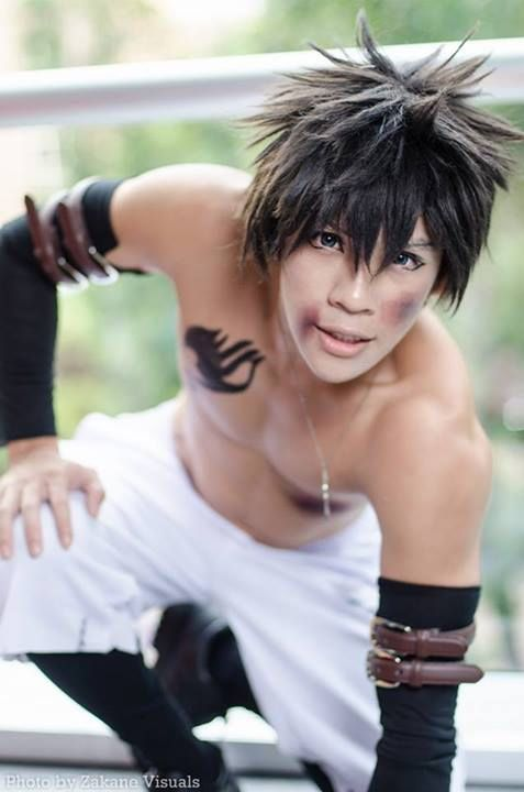 Fairy Tail (Cosplay) (Gray Fullbuster) | Cosplay Fairy ...