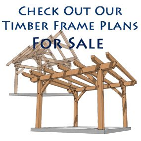 """This versatile plan could be finished out as a storage shed, a picnic pavilion or even a glamping cabin. It measures 16' wide by 24' deep, with two generous bays. Enclose the entire structure, or enjoy part of it as a delightful porch. The plate height of 9'10"""" creates a roomy interior. Generous gable-end overhangs …"""