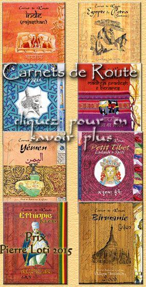 Globecroqueur : carnets de voyages Philippe Bichon Home