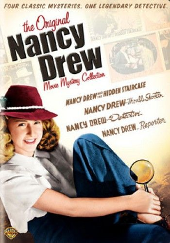 I think there were only four Nancy Drew movies with Bonita Granville and they were all good.