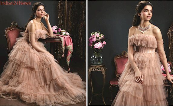 Before Padmavati, Deepika Padukone turns royal and rules like a queen in this photoshoot. See photos