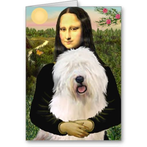 Now we know why Mona Lisa had that smile!