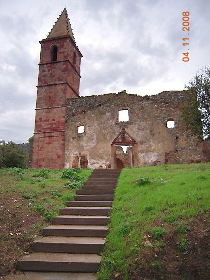 Torre Pisana  (foto Comune di Orani)