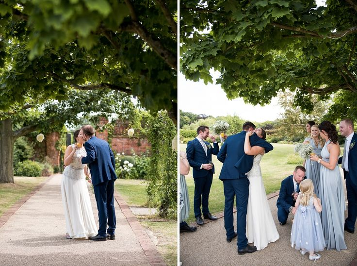 Sweet wedding moments Essex