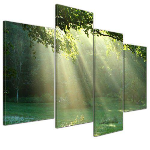 7 best tableau forêt de lumière images on Pinterest Canvases