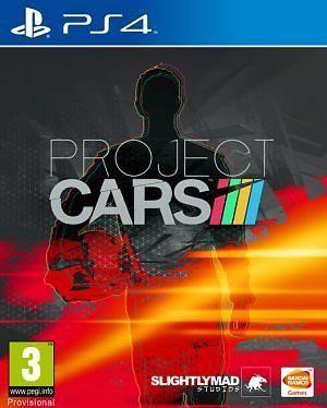 Project Cars (PlayStation 4) - Namco Bandai Games