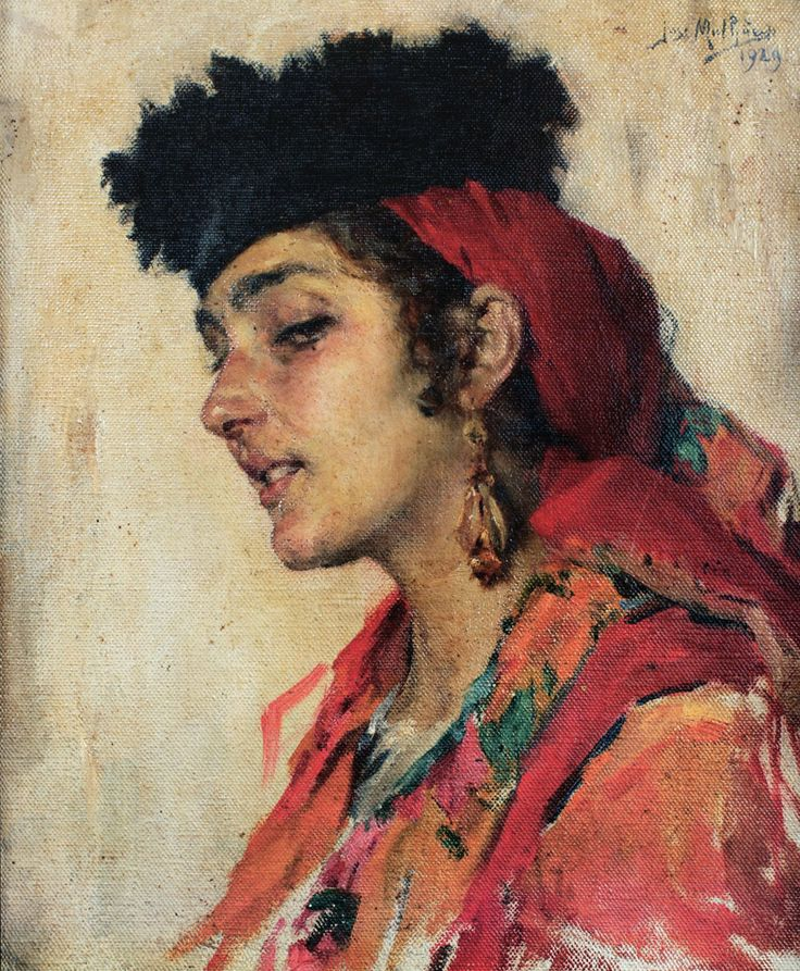 Pencil And Brushes: José Malhoa (1855 - 1933)