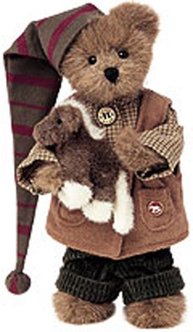 Boyds Bear .... The Elfberry Collection