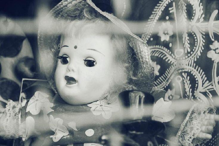 Doll in prison by lagartinhohelena