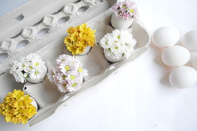 adoro FARM - faça você mesma: flores pra páscoa