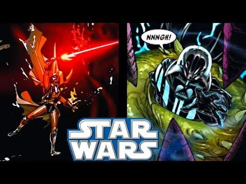 Spread the love - Compartir en Redes Sociales Darth Vader ALMOST Drowned and Fights a Giant Octopus(CANON) The NEWEST Darth Vader Comic is finally here #15, today we explore and watch everything that happened during the Empire's invasion of Mon Calamari.