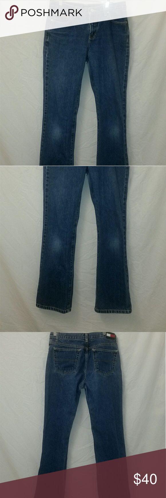 Vintage Tommy hilfiger jeans Vintage Tommy hilfiger jeans ,tommy jeans size 9 Tommy Hilfiger Jeans Boot Cut