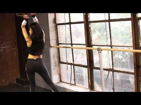 Sofia Making Herself - Nike ((fitspiration)) via www.myfitstation.com