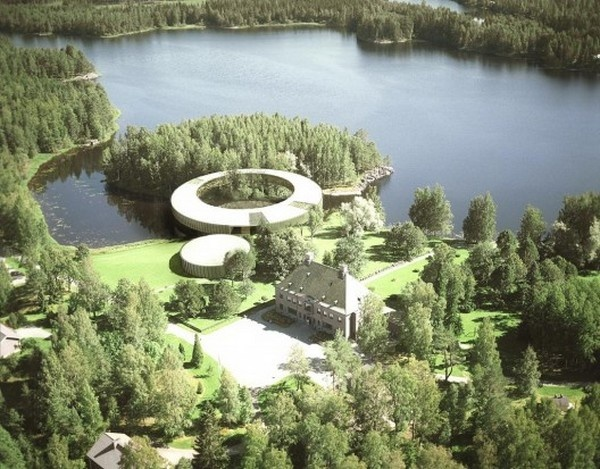 Beautiful Gosta Museum architectural and designs in Finland