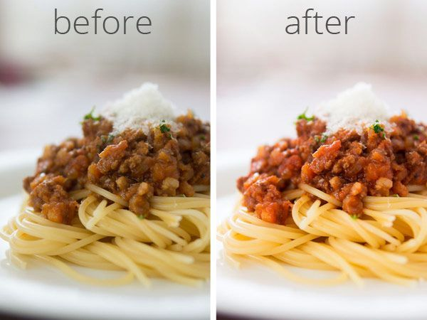 "Adobe Lightroom 4 Tutorial:  ""Just like raw food, your raw photos need some preparation before they're ready. [ No Recipes ] uses Lightroom to show off your culinary images."""