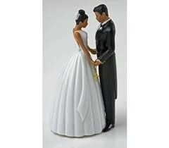 bride and groom wedding cake toppers - Google Search