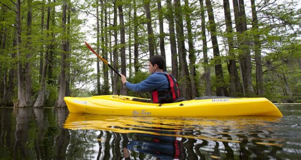Looking for a kayak? These are 3 of the best for the money. http://50campfires.com/recreational-kayaks-good-better-best/ #kayaking #outdoors