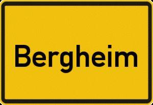 Wohnungsräumung Bergheim