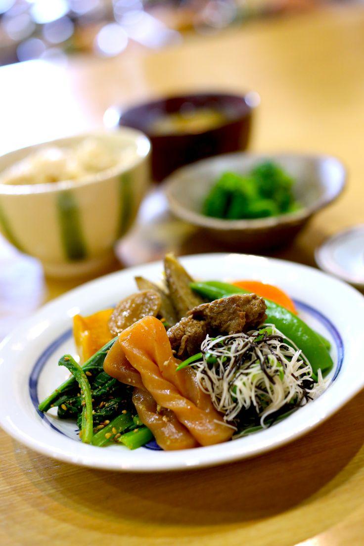 Fukuzen 福ZEN (macrobiotic dish)