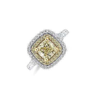 Alo diamond sunshine collection