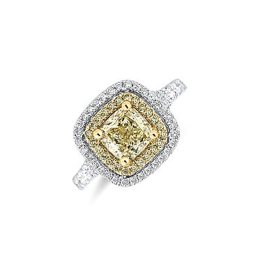 Alo diamond sunshine collection