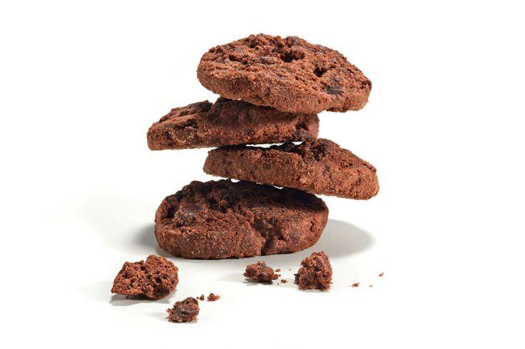 """Biscotti Cioccolato Fondente. La classe e la potenza...... del cacao criollo """"Ocumare"""" di Domori. Ph. Emanue Mariett"""
