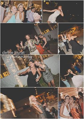 Choose between an elegant reception, a cocktail party, a christening, a gala dinner, a typical barbecue or a party at the beach.