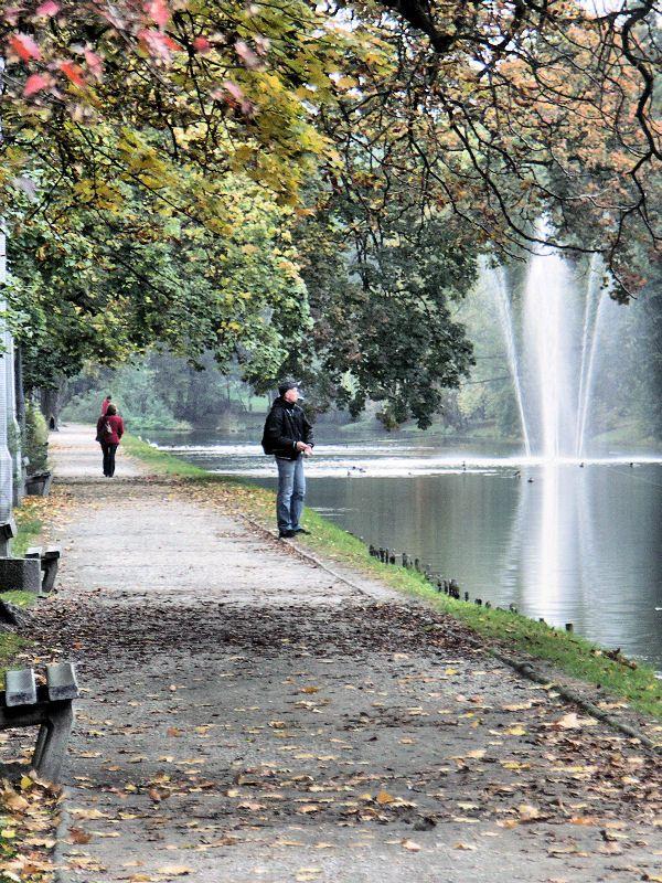 Autumn, Bydgoszcz Old Channel, Bydgoszcz, Poland