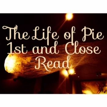 close read essay of life of pi A pi essay is quite interesting to read as it brings the mathematical calculation of pi to the forefront a pi essay revolves around the mathematical derivation of the term pi that is of immense importance as it is used in various calculations.